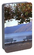 Ascona - Lake Maggiore Portable Battery Charger