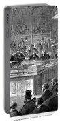 Benjamin Disraeli (1804-1881) Portable Battery Charger