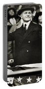 Calvin Coolidge (1872-1933) Portable Battery Charger