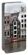 City Scenes From Amsterdam Portable Battery Charger