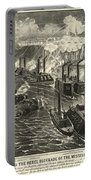 Civil War: Vicksburg, 1863 Portable Battery Charger