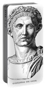 Constantine I (d. 337) Portable Battery Charger