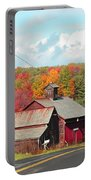 Coxsackie New York State Portable Battery Charger