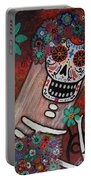day of the dead BRIDE Portable Battery Charger