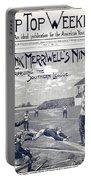 Dime Novel, 1897 Portable Battery Charger