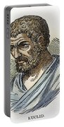 Euclid (fl. 300 B.c.) Portable Battery Charger