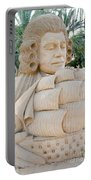 Fairytale Sand Sculpture  Portable Battery Charger