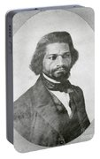Frederick Douglass, African-american Portable Battery Charger