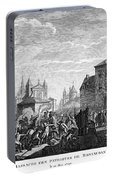French Revolution, 1790 Portable Battery Charger