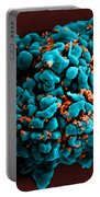 Hiv-infected H9 T Cell, Sem Portable Battery Charger