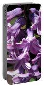 Hyacinth Named Splendid Cornelia Portable Battery Charger
