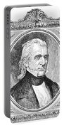 James K. Polk (1795-1849) Portable Battery Charger