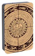 Medieval Zodiac Portable Battery Charger