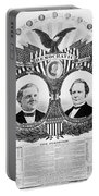 Presidential Campaign, 1876 Portable Battery Charger