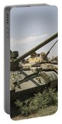 Russian T-54 And T-55 Main Battle Tanks Portable Battery Charger