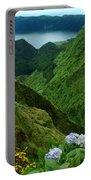 Sete Cidades - Azores Portable Battery Charger