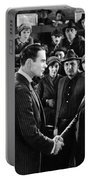Silent Film Still: Offices Portable Battery Charger