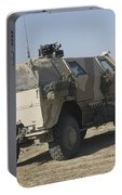 The German Army Atf Dingo Armored Portable Battery Charger