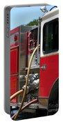 Barnett Fire Portable Battery Charger by Henrik Lehnerer