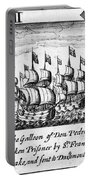Spanish Armada, 1588 Portable Battery Charger