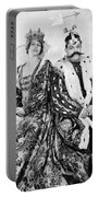 Silent Still: Man & Woman Portable Battery Charger