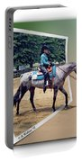 4h Horse Competition Portable Battery Charger