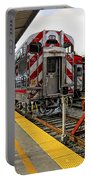 4th And King St. Caltrains Station - San Francisco Portable Battery Charger