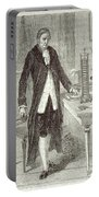 Alessandro Volta, Italian Physicist Portable Battery Charger