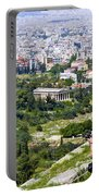 Athens Greece Portable Battery Charger