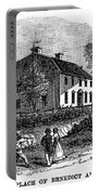 Benedict Arnold (1741-1801) Portable Battery Charger