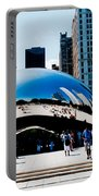 Chicago City Scenes Portable Battery Charger