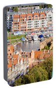City Of Gdansk In Poland Portable Battery Charger