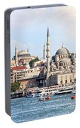 City Of Istanbul Portable Battery Charger