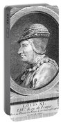 Louis Xi (1423-1483) Portable Battery Charger