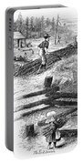 Oregon Trail Emigrants Portable Battery Charger