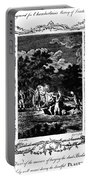 Plague Of London, 1665 Portable Battery Charger