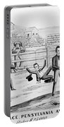 Presidential Campaign, 1844 Portable Battery Charger