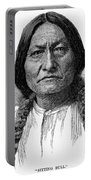 Sitting Bull (1834-1890) Portable Battery Charger