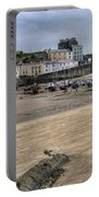 Tenby Harbour From North Beach Portable Battery Charger
