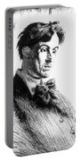 William Butler Yeats Portable Battery Charger