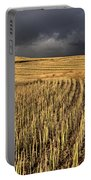 Storm Clouds Saskatchewan Portable Battery Charger