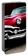 53 Packard Caribbean Convertible Coupe Portable Battery Charger