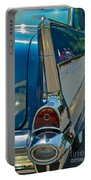 57 Chevy Bel Air 2 Portable Battery Charger