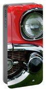 57 Chevy Left Front 8560 Portable Battery Charger