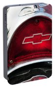 57 Chevy Tail Light Portable Battery Charger