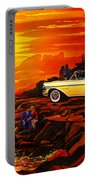 57 Merc Sunset Portable Battery Charger