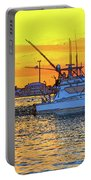 57- Sunset Cruise Portable Battery Charger