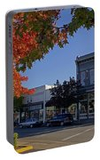 5th And G Street In Grants Pass With Text Portable Battery Charger