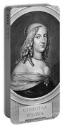 Christina (1626-1689) Portable Battery Charger