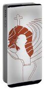 Guardian Angel Portable Battery Charger by Gloria Ssali